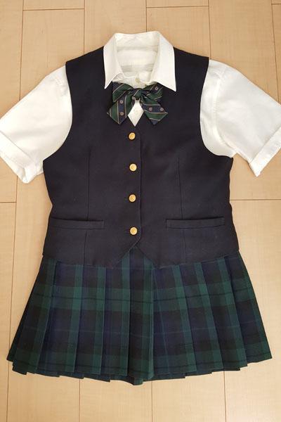 瑞穂高校 制服